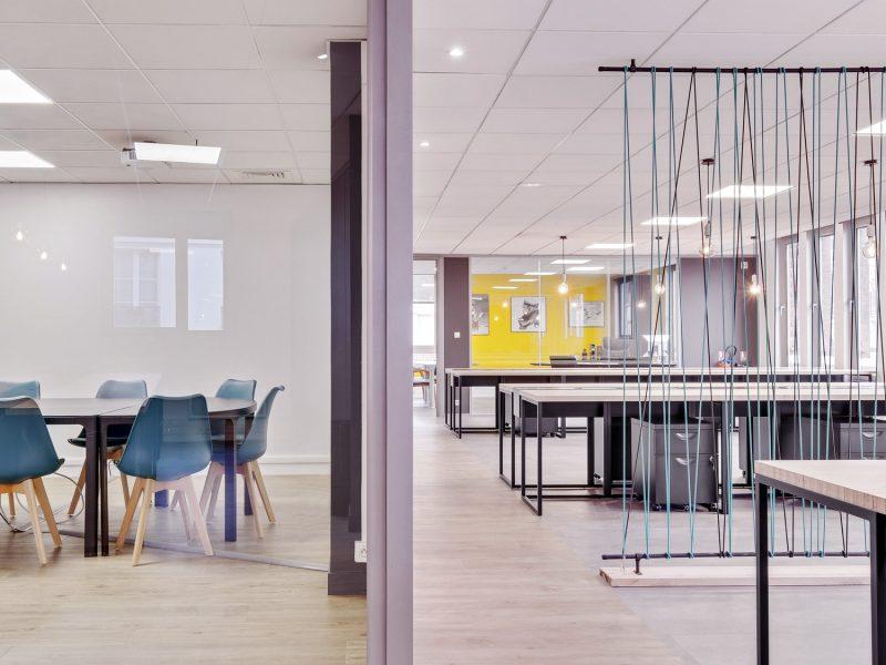 decoration et agencement bureaux entreprise